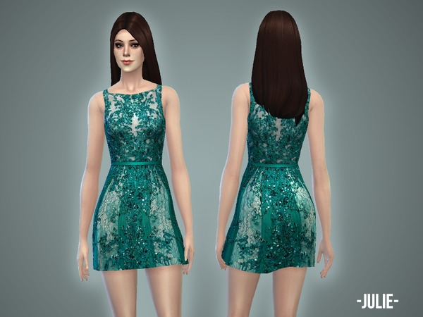 Julie - dress by -April-