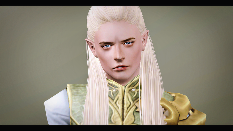 Legolas by Simstaplease