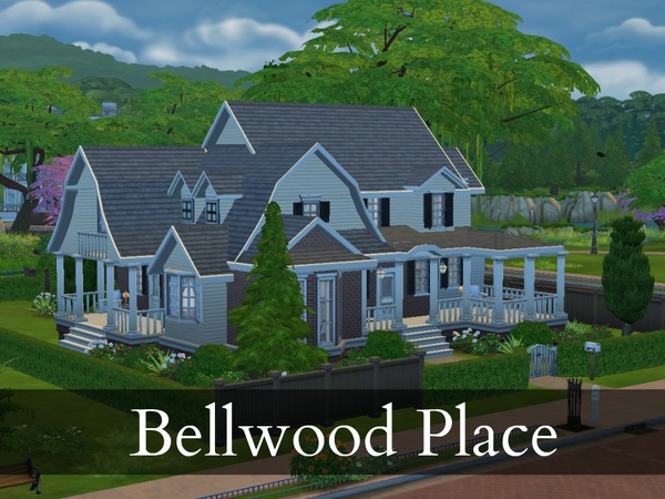 Bellwood Place by Llilyard