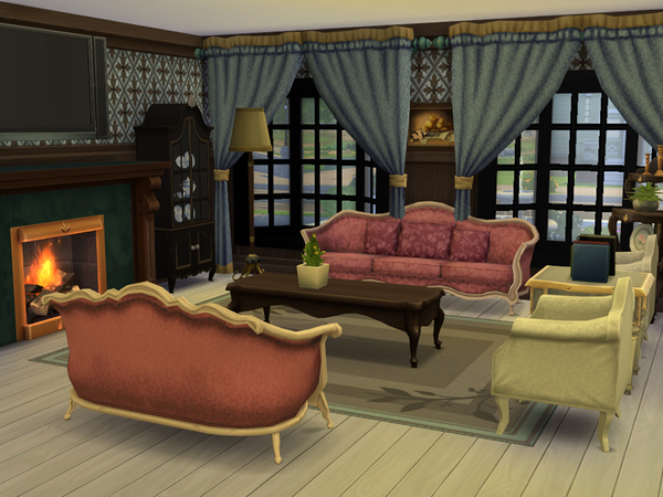 Candy Victorian_Furnished_ by ayyuff