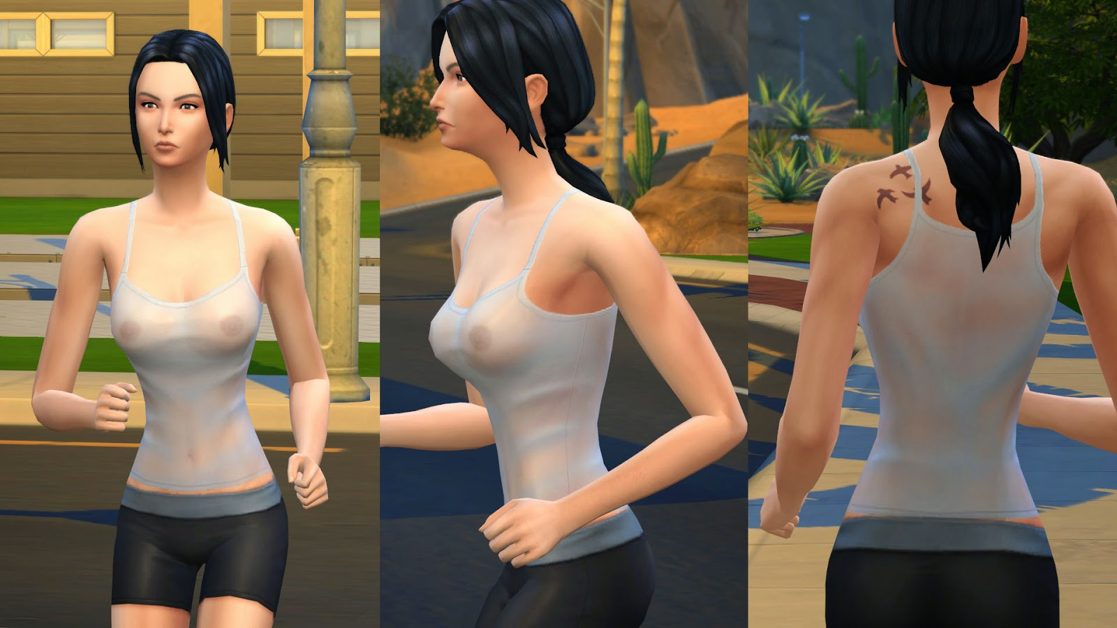 The sims deluxe edition nude mod adult photos