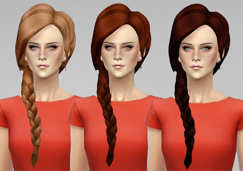 Missfortunesims Calypso Hair for Females