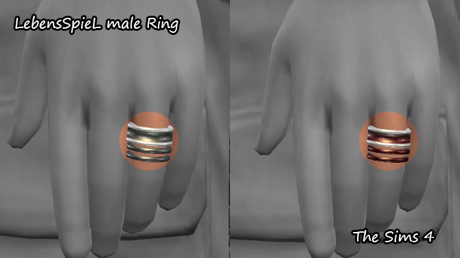 Rings for Males by Youcha-ls