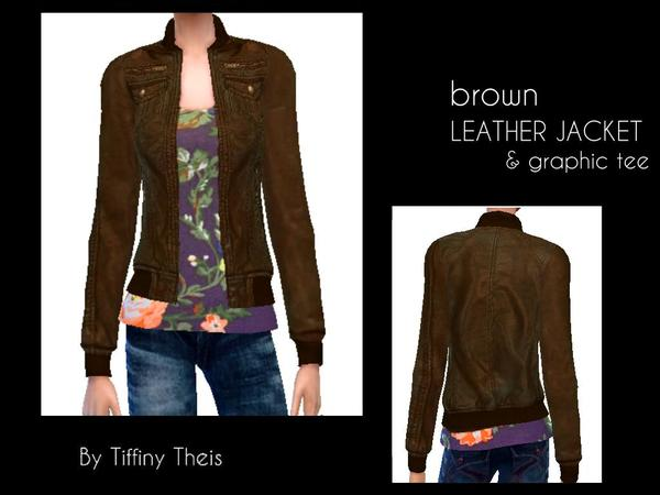 Women's Leather Jackets by tiffybee
