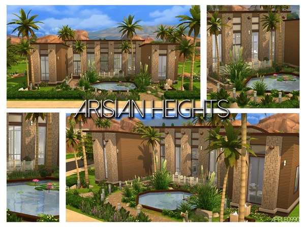 Arisian Heights by apple0990