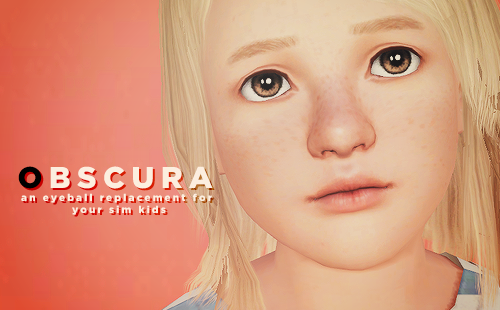 Obscura - Pu-Cu Eeyeball Mesh Default by Pyxis