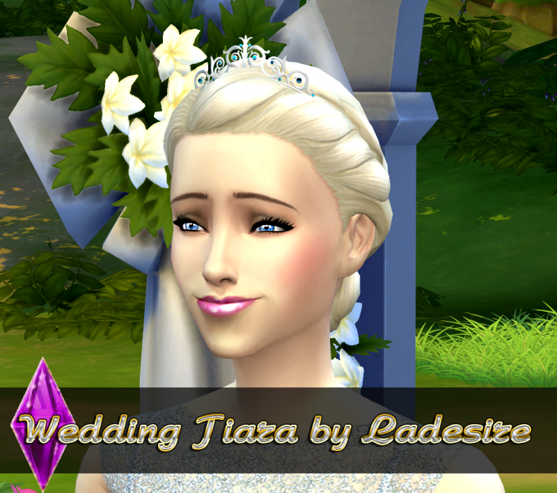 Wedding Tiara by ladesire (New Mesh)
