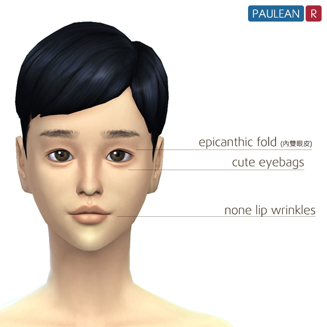 Face Skin v1.2 by PauleanR
