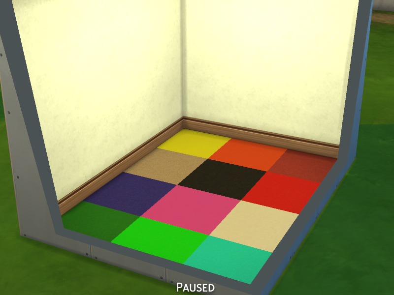 Basic Carpeting - 12 Pack by Snaitf