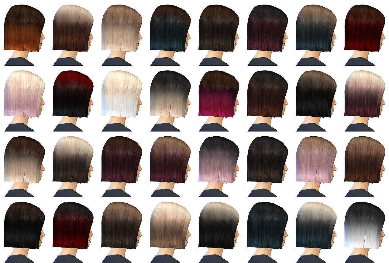 32 Ombre Hair Add Ons by MissParaply
