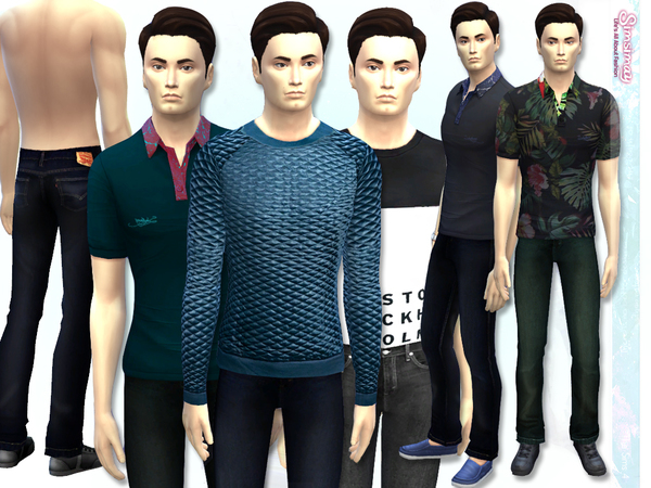 For Him, Casualwear Set by Simsimay