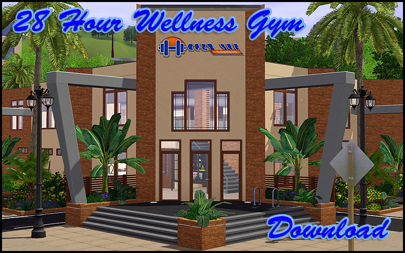 28 Hour Wellness Gym by Beatdoc16