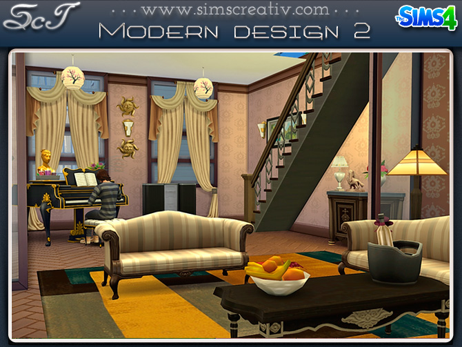 Modern design 2 by Tanitas8