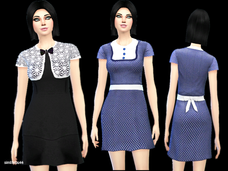 Dresses for Teen & Adult Females by Mysimlifefou