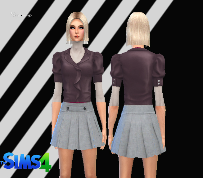 Skirts by Sims4Ego