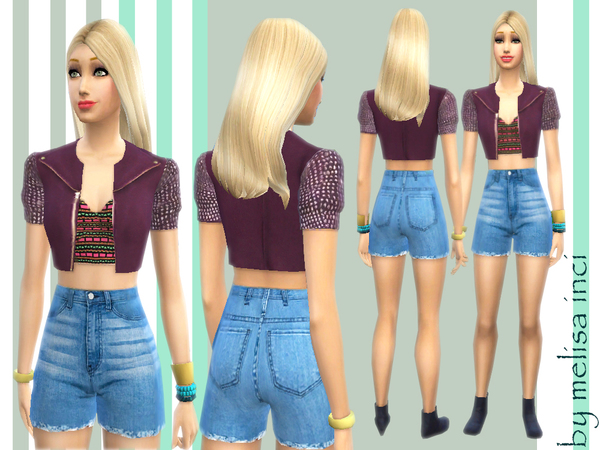 Staple Jacket Outfit by melisa inci