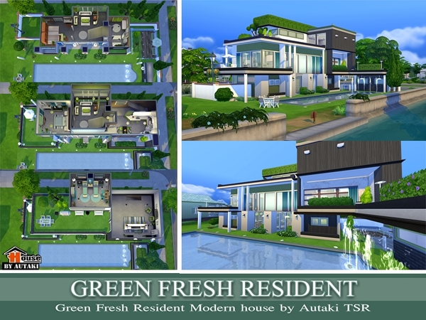 Green Fresh Resident by autaki
