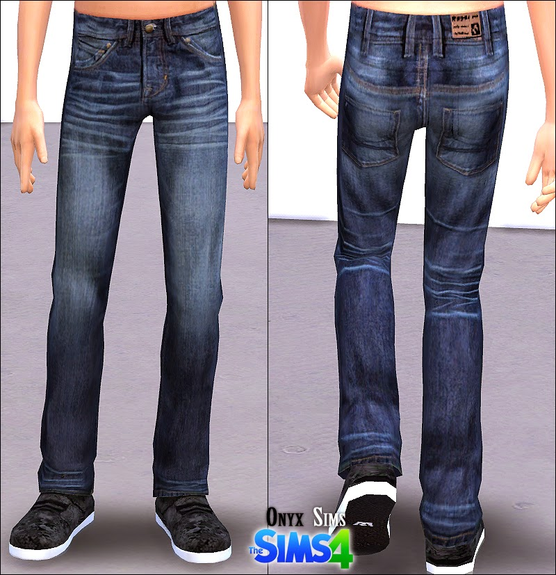 Jeans for Boys by KiaraRawks