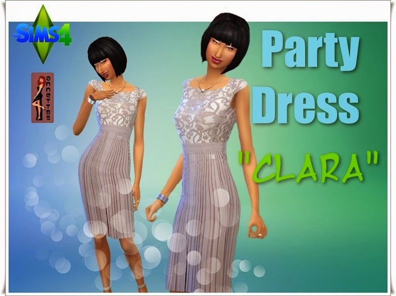 Clara Party Dress by Annett85