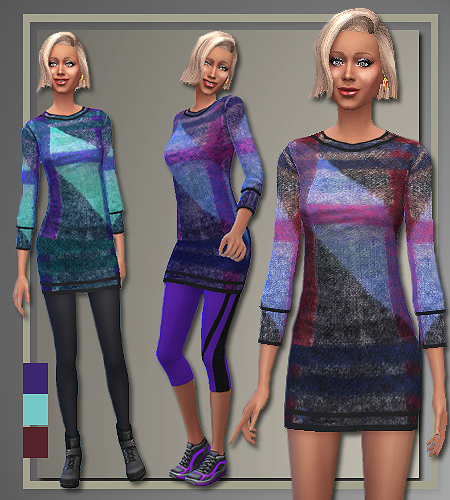 Designer outfit, tops and bottoms by Judie at All About Style