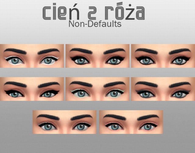 Eyeliner by Cienzroza