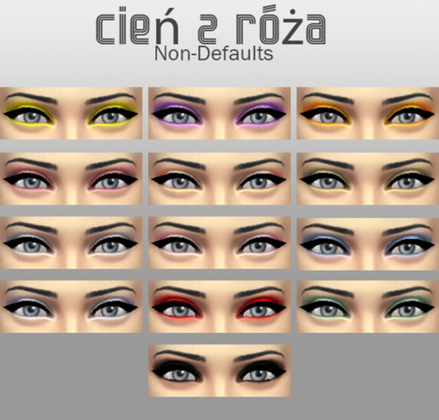 Eyeshadow by Cienzroza