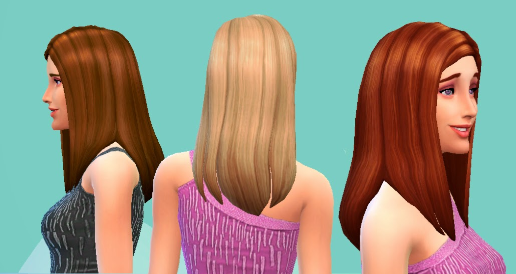 Child to Adult - Straight Hair for Females by Kiara Zurk