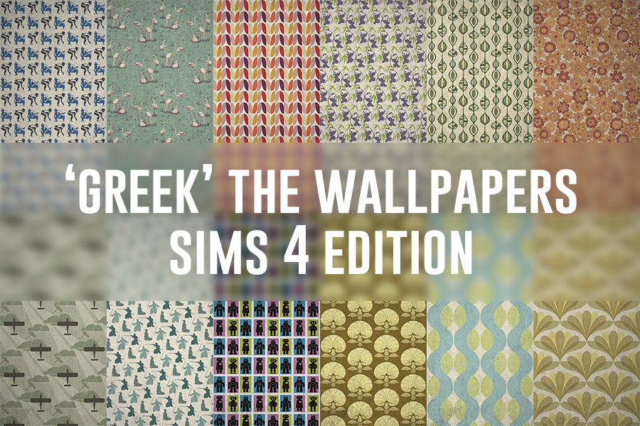 TS2 to TS4 - Evanesco Greek Walls Converted by Ritsuka