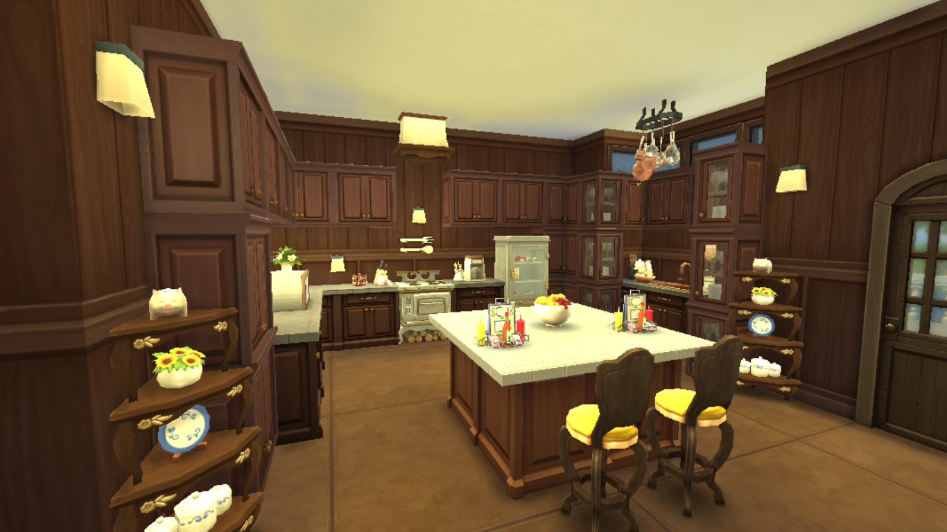 Cordelias Kitchen at Sanjana sims