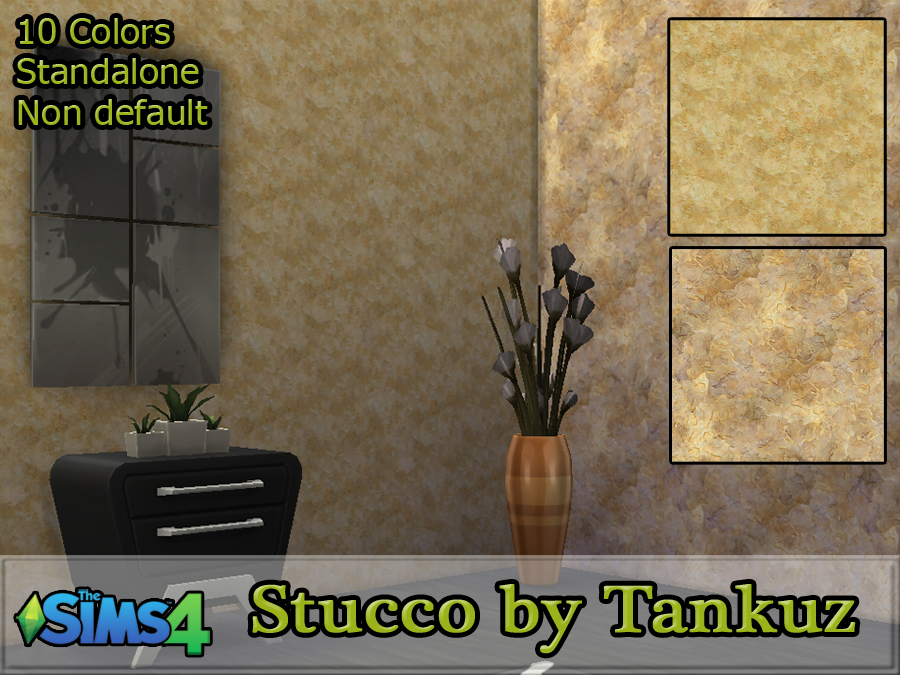 Stucco by Tankuz