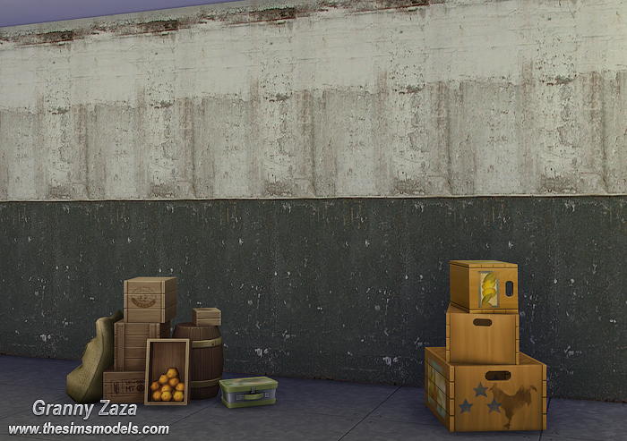 HL2Walls by Granny Zaza