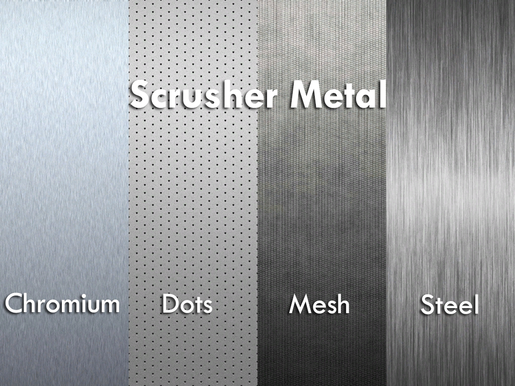 Metal Set by scrusher