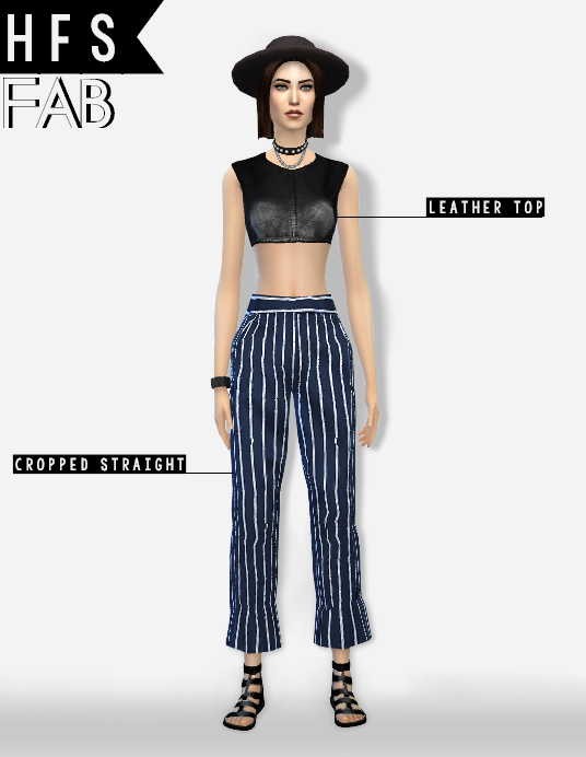 Fab Clothing and Accessory Collection by HFS