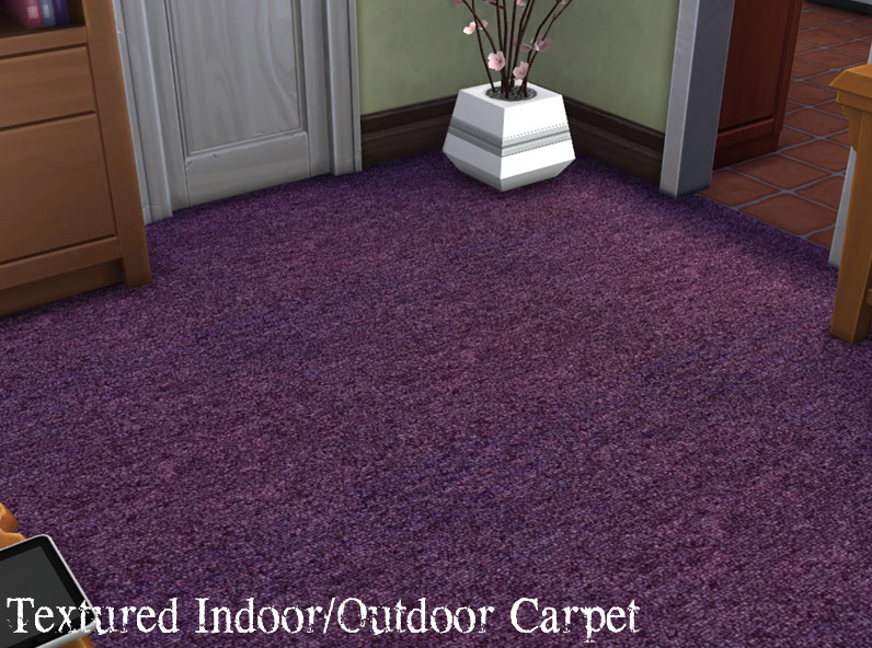 Indoor/Outdoor Carpet by Mustluvcatz