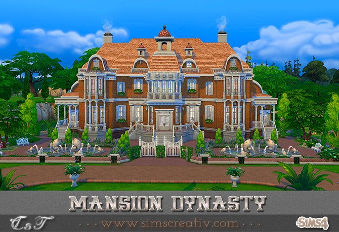 Mansion dynasty by tanitas8