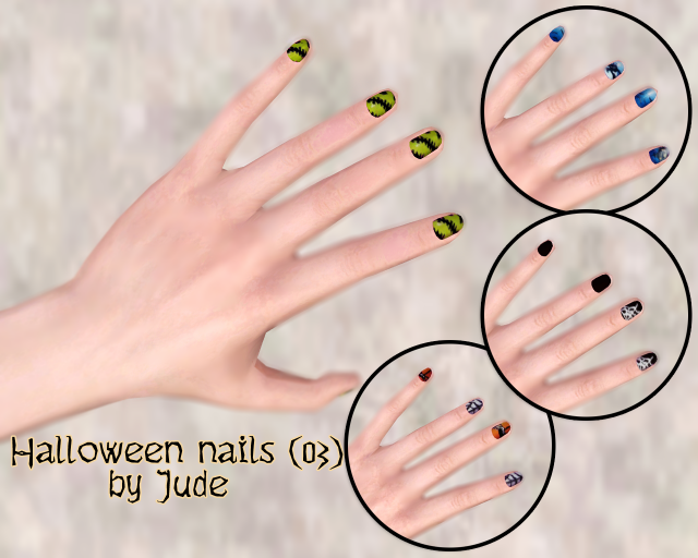 Nails #3 by Jude