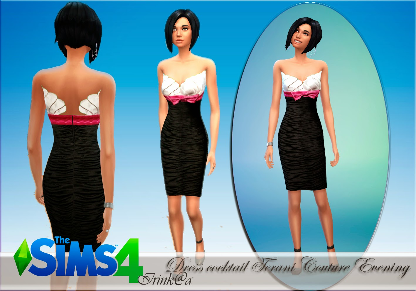 Cocktail Dress by Irink@a