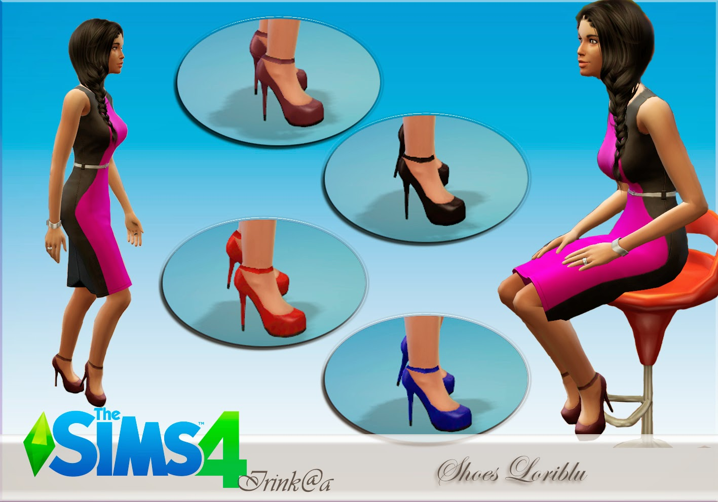 Loriblu Shoes by Irink@a