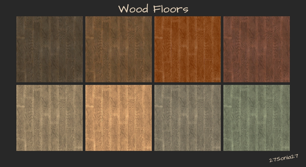 Wood Floors by Sonia