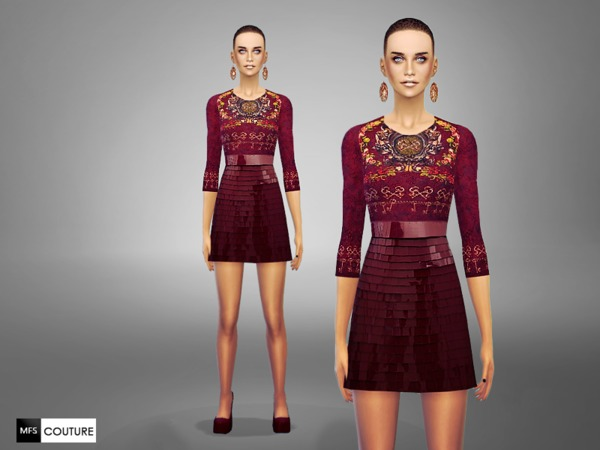 Sicilia Dress by MissFortune