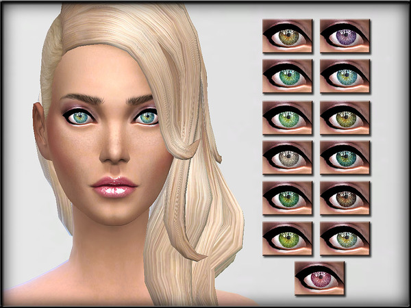 EyeSet2 by ShojoAngel