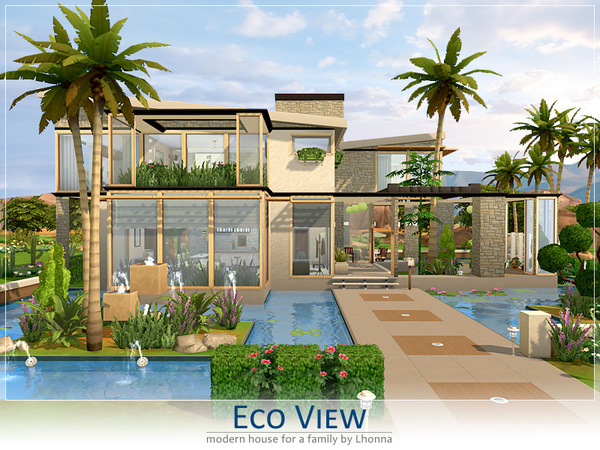 Eco View by Lhonna