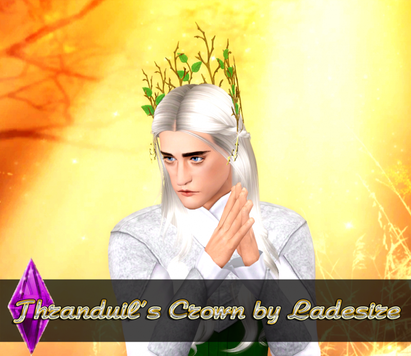 Thranduil's Crown by Ladesire