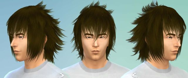 Hair Sims4 Conver-Reis_ButterflyNLC012 by Eodsy