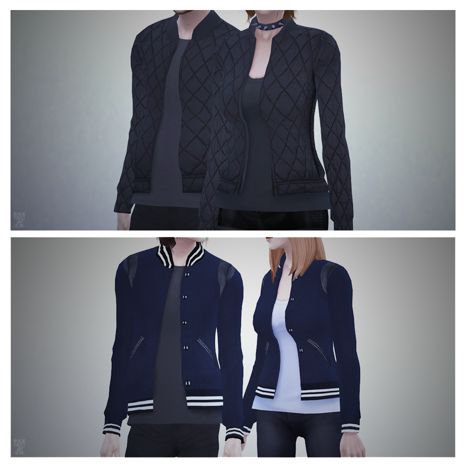 Bomber Jackets for Males by BlackLe