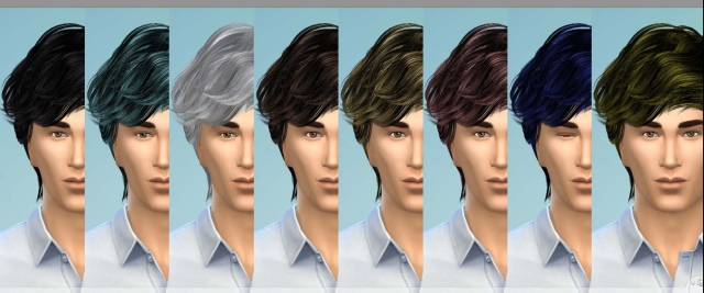 Hair Sims4 Convert-M_adult-051-Skysims3 by Eodsy