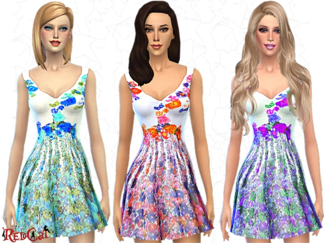 Flower Dream Dress by RedCat