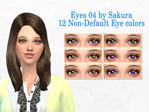 Eyes 04 by SakuraPhan