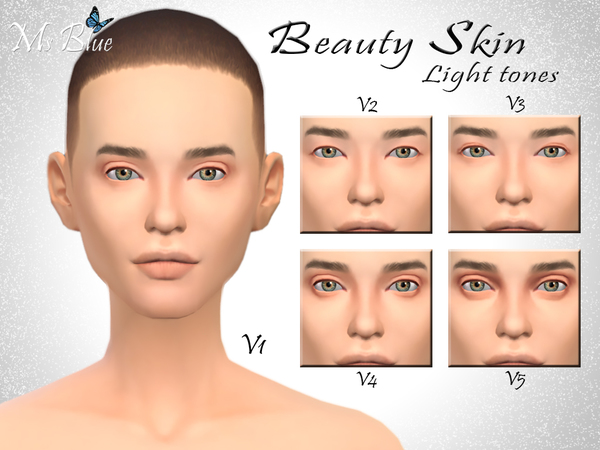 Beauty Skin by Ms Blue