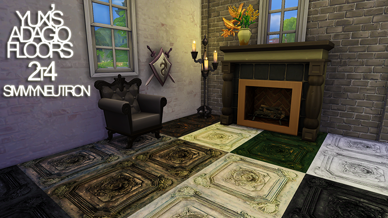TS2 to TS4 Yuxi's Adagio Floors by Simmyneutron